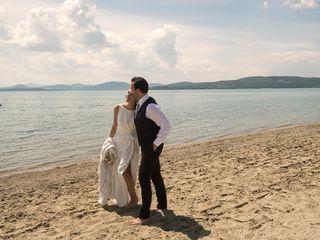 Le nozze di Mihaela e Stefano