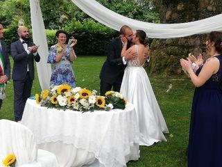Le nozze di Ludovica e Mattia
