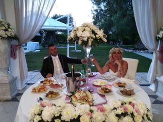 Le nozze di Samanta e Antonio