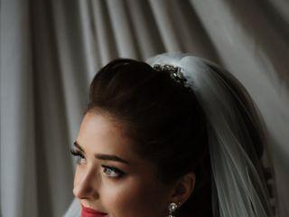 Le nozze di Gabriela e Cristian 1