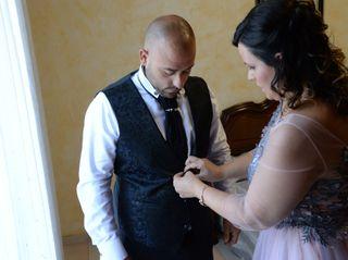 Le nozze di Cora e Antonio 1
