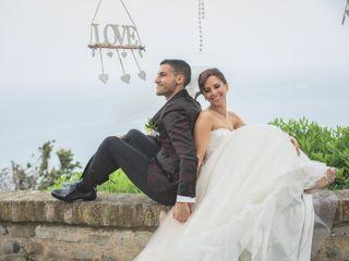 Le nozze di Marica e Simone