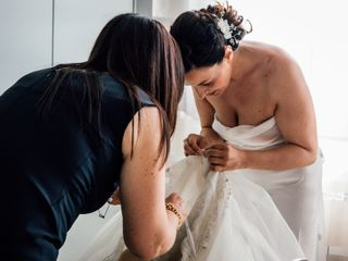 Le nozze di Edwige e Fabio 2
