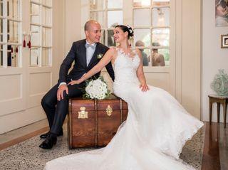 Le nozze di Giorgia e Miguel
