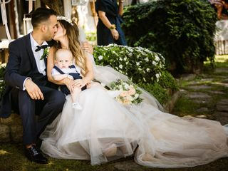 Le nozze di Michela e Luca