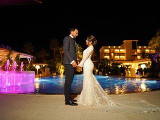 Le nozze di Francesca e Gabriele