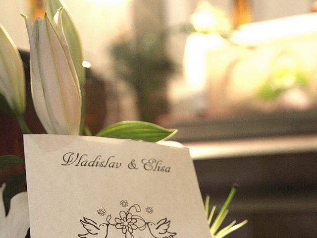 Il matrimonio di Vladislav e Elisa a Firenze, Firenze 3