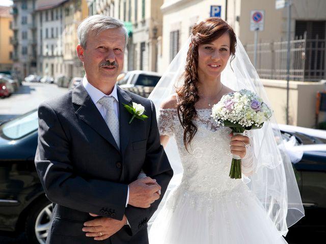 Il matrimonio di Vladislav e Elisa a Firenze, Firenze 5