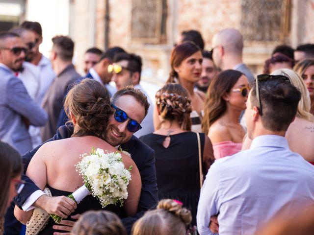Il matrimonio di Fabiano e Martina a Rimini, Rimini 19