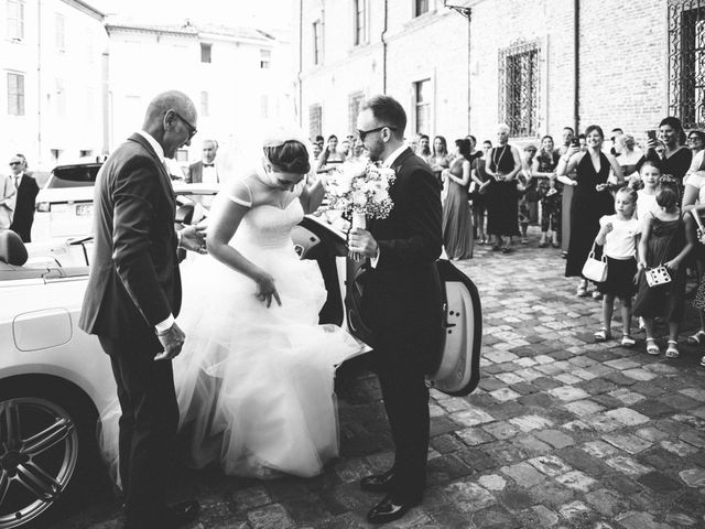 Il matrimonio di Fabiano e Martina a Rimini, Rimini 20