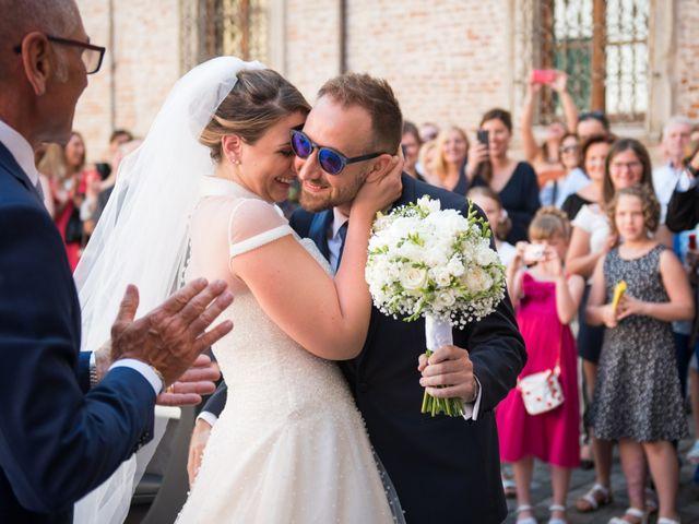 Il matrimonio di Fabiano e Martina a Rimini, Rimini 1