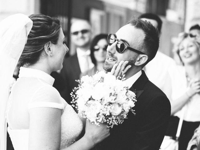 Il matrimonio di Fabiano e Martina a Rimini, Rimini 21