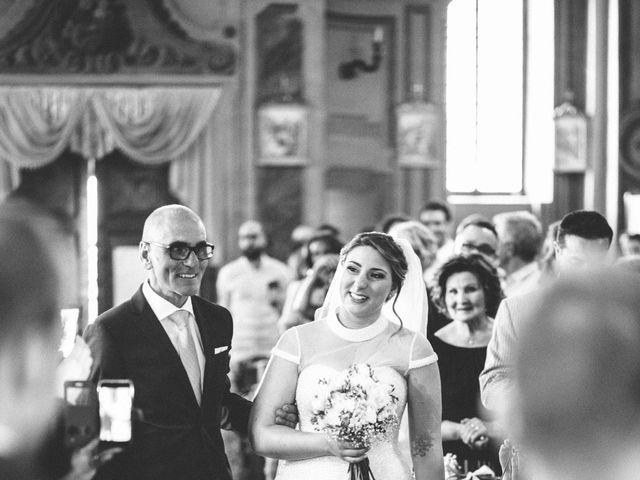 Il matrimonio di Fabiano e Martina a Rimini, Rimini 24