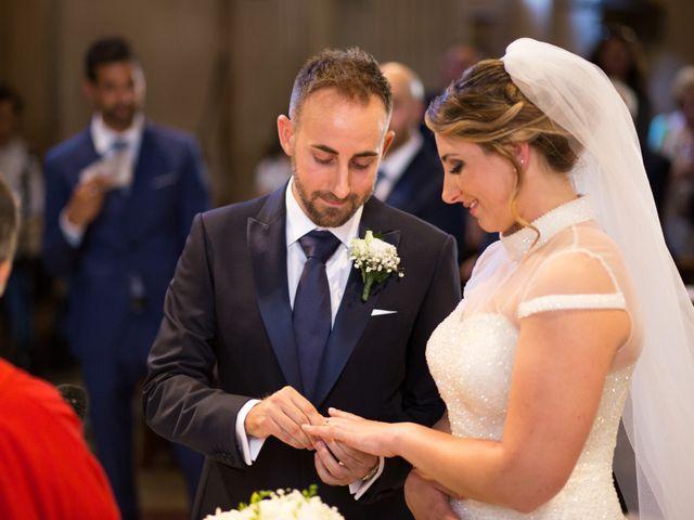 Il matrimonio di Fabiano e Martina a Rimini, Rimini 27