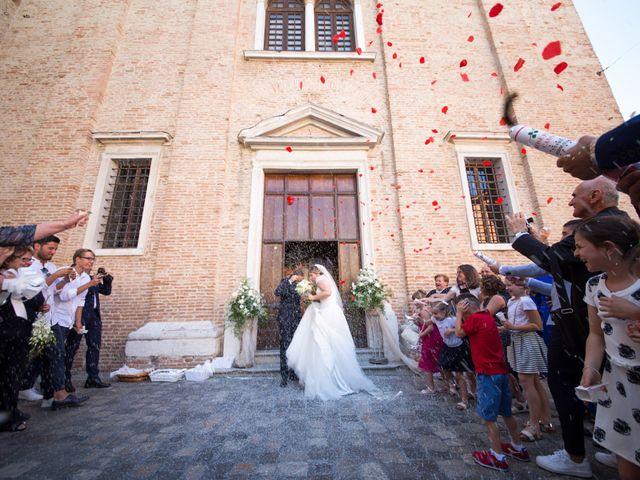 Il matrimonio di Fabiano e Martina a Rimini, Rimini 39
