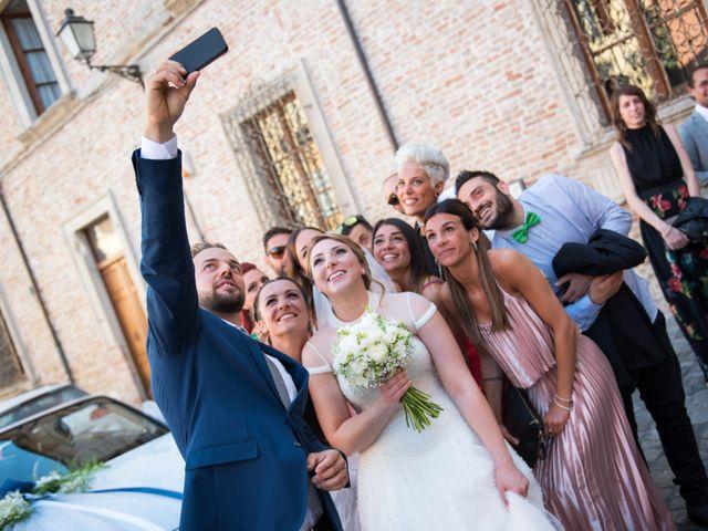 Il matrimonio di Fabiano e Martina a Rimini, Rimini 40