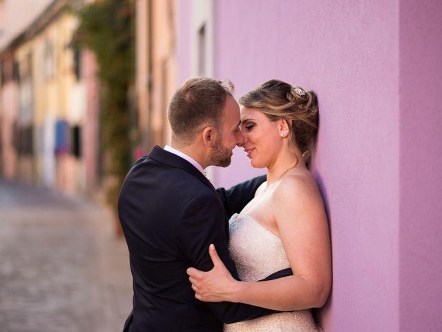 Il matrimonio di Fabiano e Martina a Rimini, Rimini 47