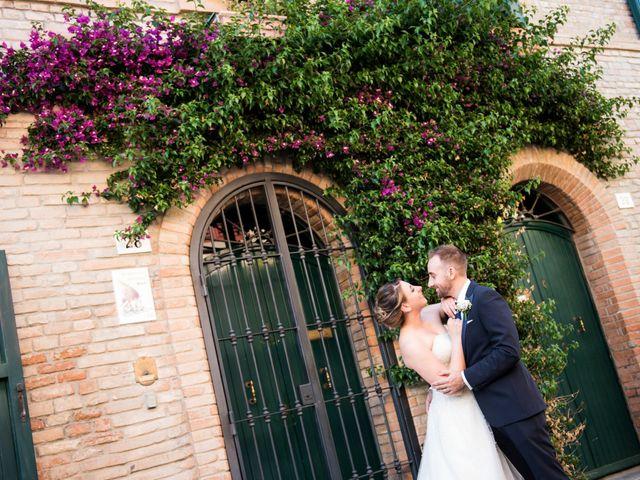 Il matrimonio di Fabiano e Martina a Rimini, Rimini 48
