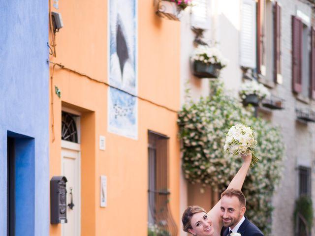 Il matrimonio di Fabiano e Martina a Rimini, Rimini 49