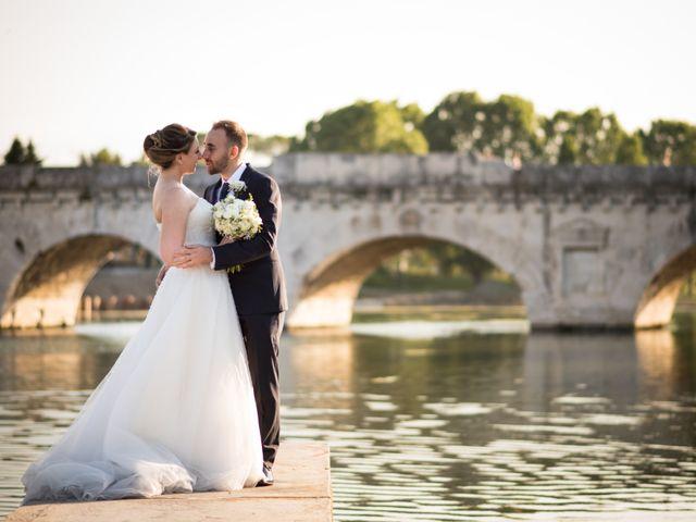 Il matrimonio di Fabiano e Martina a Rimini, Rimini 50