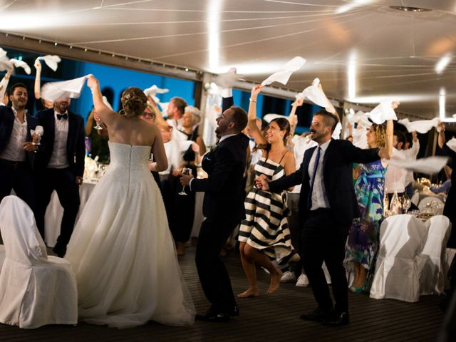 Il matrimonio di Fabiano e Martina a Rimini, Rimini 61
