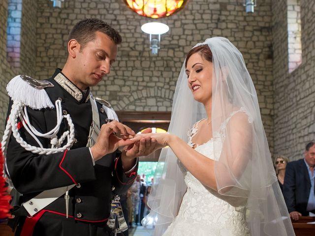 Il matrimonio di francesco e Maria a Sassinoro, Benevento 2