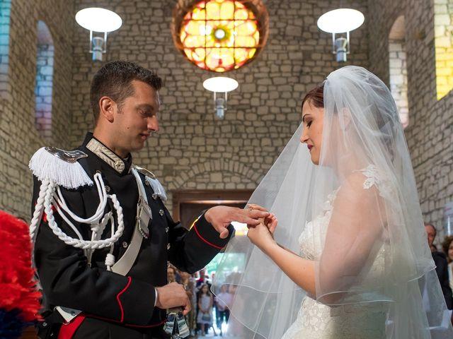 Il matrimonio di francesco e Maria a Sassinoro, Benevento 4