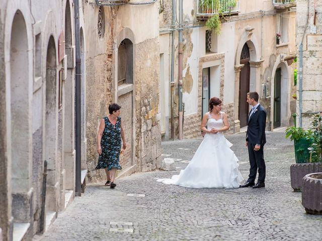 Il matrimonio di francesco e Maria a Sassinoro, Benevento 19
