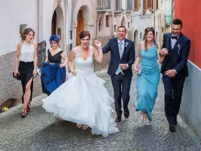 Il matrimonio di francesco e Maria a Sassinoro, Benevento 36