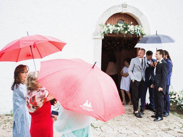 Il matrimonio di Giovanni e Mariangela a Fasano, Brindisi 10