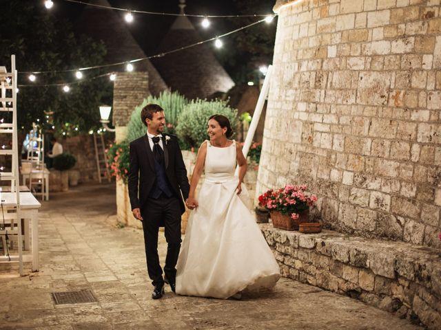 Il matrimonio di Giovanni e Mariangela a Fasano, Brindisi 17
