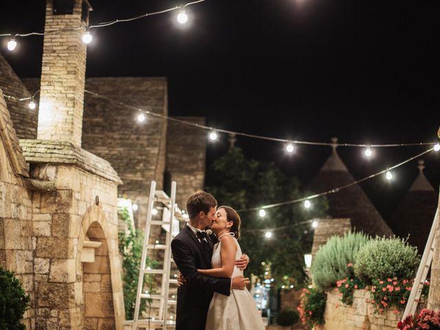 Il matrimonio di Giovanni e Mariangela a Fasano, Brindisi 22