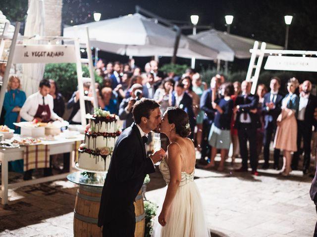 Il matrimonio di Giovanni e Mariangela a Fasano, Brindisi 25
