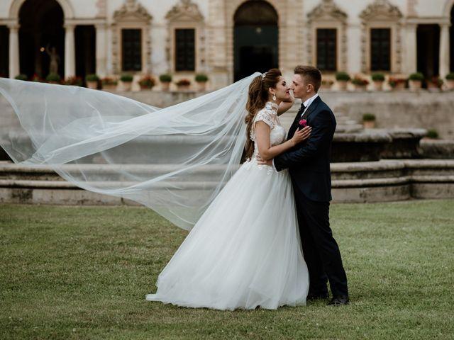 Il matrimonio di Cristian e Gabriela a Vicenza, Vicenza 12