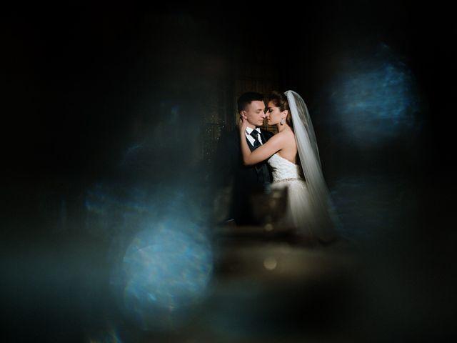 Le nozze di Gabriela e Cristian