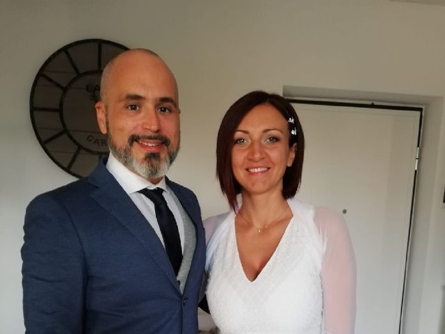 Il matrimonio di Stefano  e Romina a Courmayeur, Aosta 3