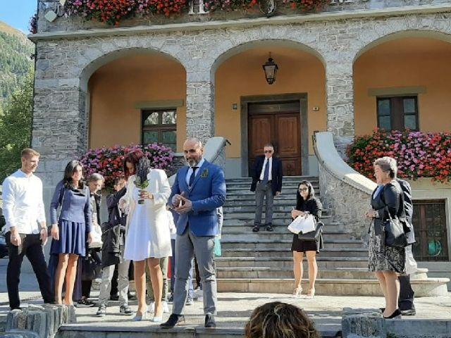 Il matrimonio di Stefano  e Romina a Courmayeur, Aosta 2