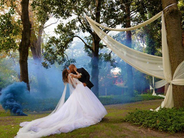 Le nozze di Cora e Antonio
