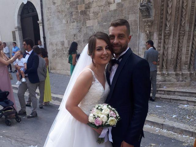 Il matrimonio di Vito  e Maria Clara  a Larino, Campobasso 6