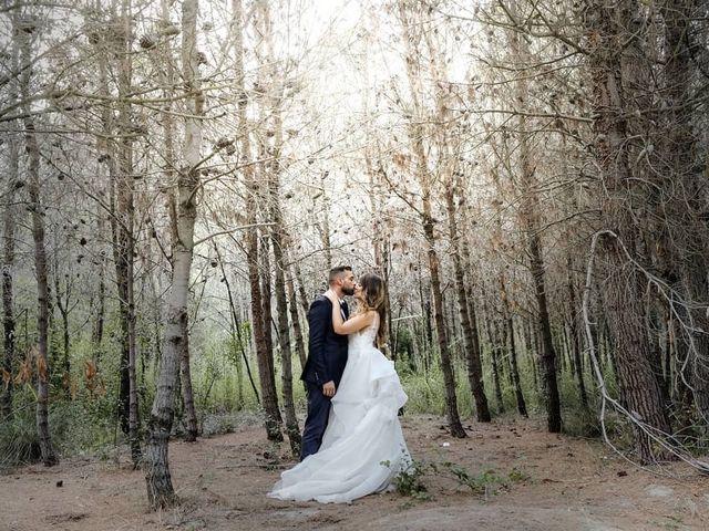 Il matrimonio di Vito  e Maria Clara  a Larino, Campobasso 1