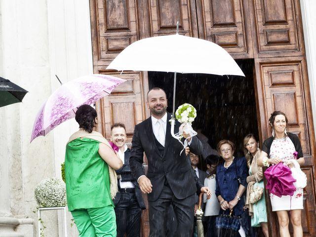 Il matrimonio di Rossella e Paolo a Lonato del Garda, Brescia 33
