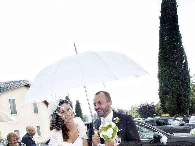 Il matrimonio di Rossella e Paolo a Lonato del Garda, Brescia 36