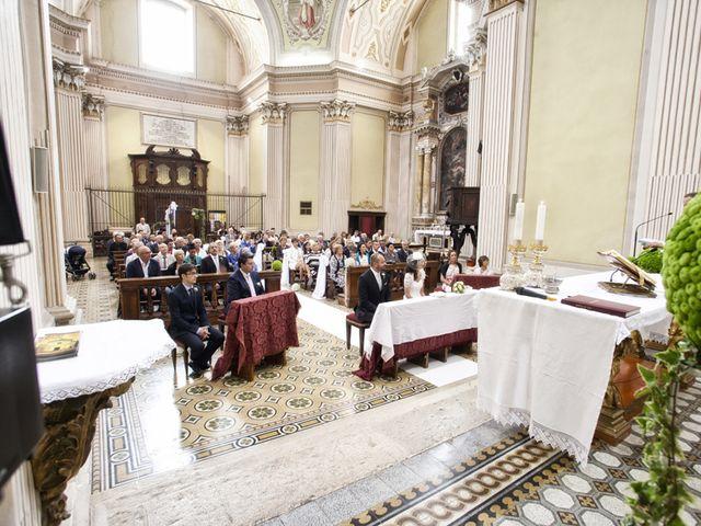 Il matrimonio di Rossella e Paolo a Lonato del Garda, Brescia 43