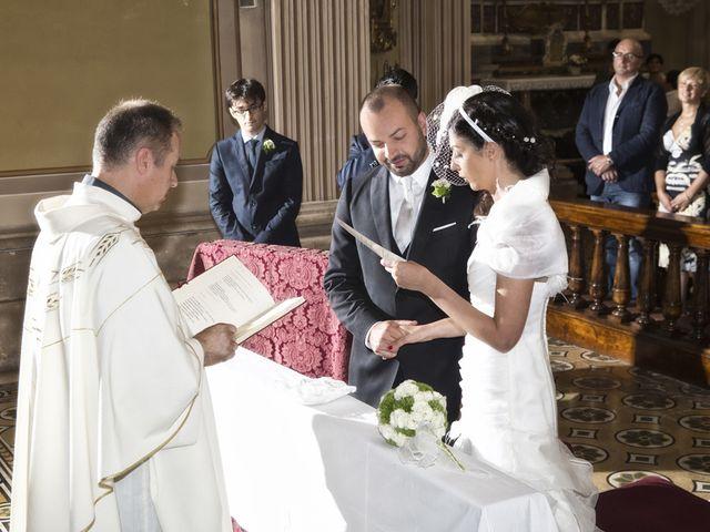 Il matrimonio di Rossella e Paolo a Lonato del Garda, Brescia 47
