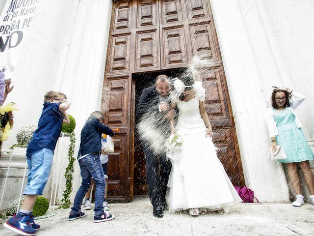 Il matrimonio di Rossella e Paolo a Lonato del Garda, Brescia 52