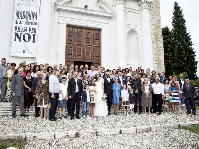 Il matrimonio di Rossella e Paolo a Lonato del Garda, Brescia 57