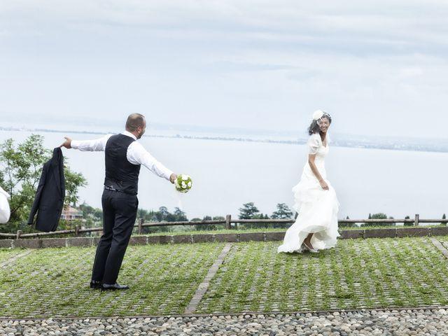 Il matrimonio di Rossella e Paolo a Lonato del Garda, Brescia 59