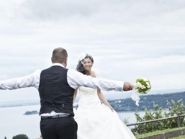Il matrimonio di Rossella e Paolo a Lonato del Garda, Brescia 60