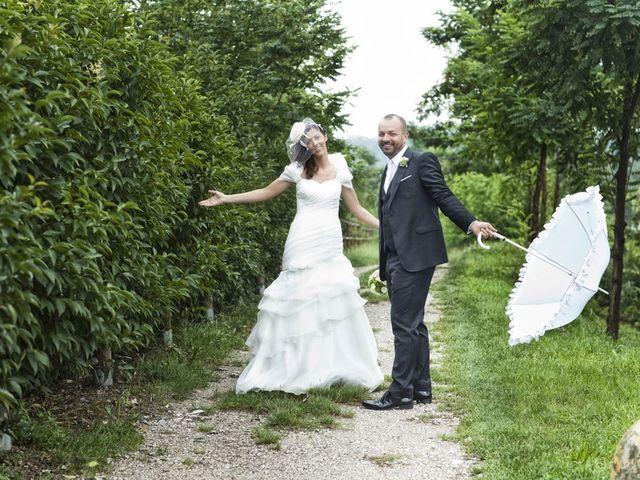 Il matrimonio di Rossella e Paolo a Lonato del Garda, Brescia 70