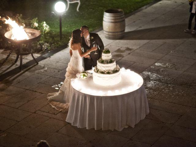 Il matrimonio di Rossella e Paolo a Lonato del Garda, Brescia 82